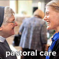 pastoral care home