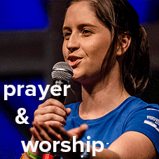 prayer and worship home